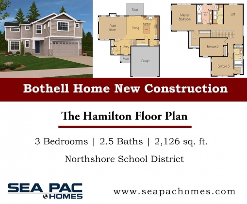 <h5>Home Builders - Bothell Home New</h5>