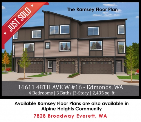<h5>Home Builders - Ramsey Sold</h5>