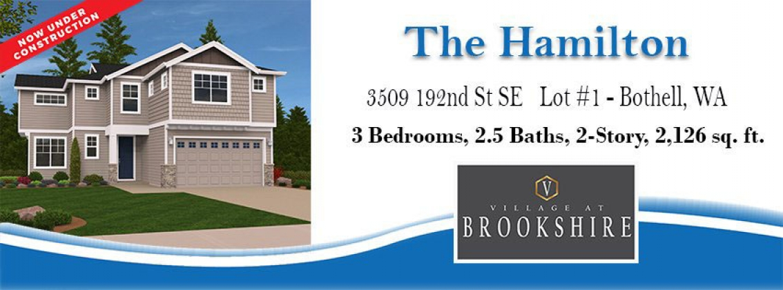 <h5>Home Builders - The Hamilton</h5>