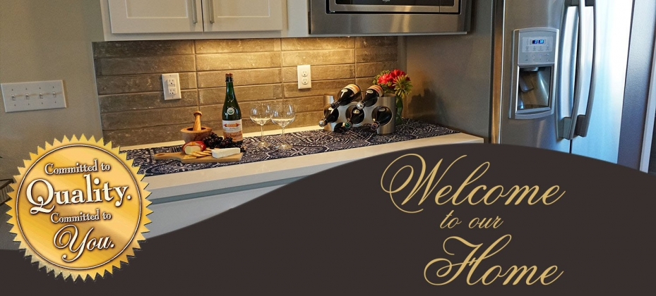 <h5>Home Builders - Welcome to our Home</h5>