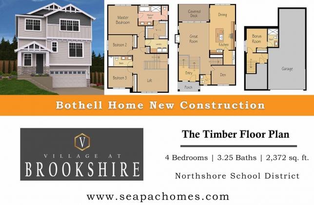 <h5>Home Builders - Floor Plan - Timber</h5>