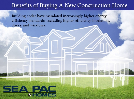 <h5>Home Builders - Benefits of Buying</h5>