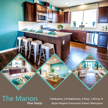 <h5>Home Builders - The Marion Design</h5>