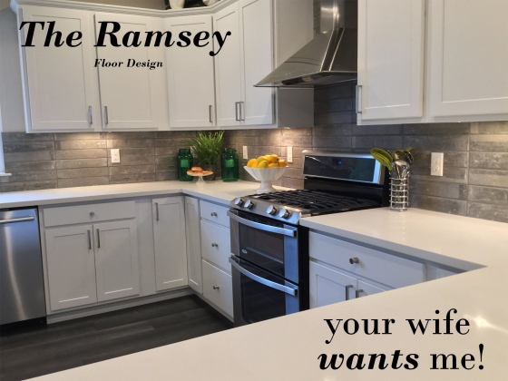 <h5>Home Builders - The Ramsey Home</h5>