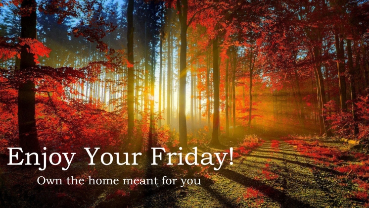 <h5>Home Builders -  Enjoy Your Friday</h5>