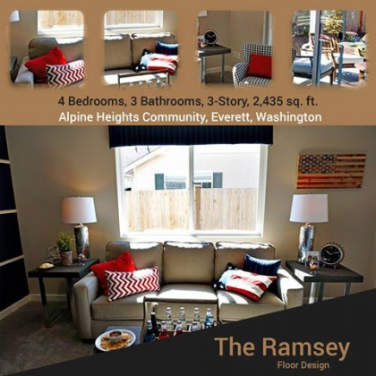 <h5>Home Builders - Alpine Heights Community</h5>
