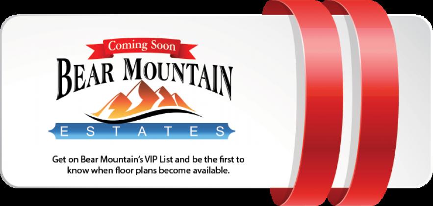 <h5>Home Builders - Bear Mountain Estates</h5>