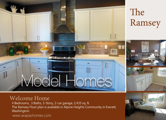 <h5>Home Builders - Model Ramsey</h5>