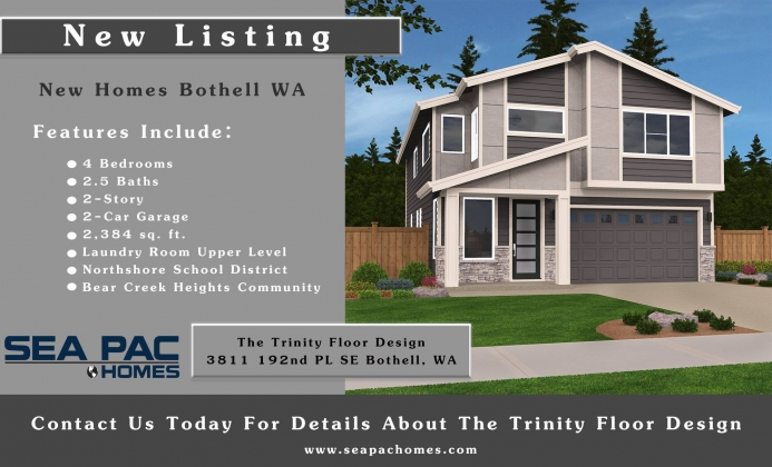<h5>Home Builders - Trinity Design</h5>