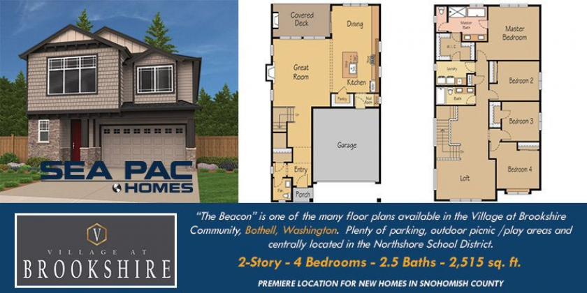 <h5>Home Builders - Brookshire</h5>
