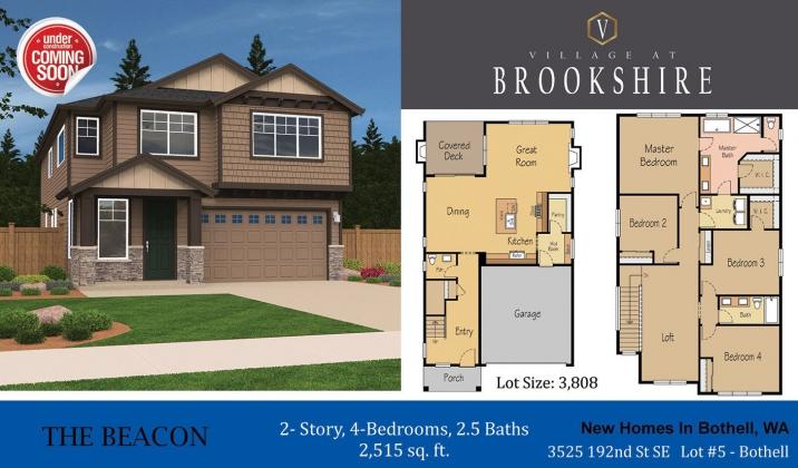 <h5>Home Builders - Beacon Plan</h5>