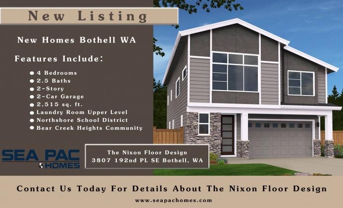 <h5>Home Builders - New Listing Nixon</h5>