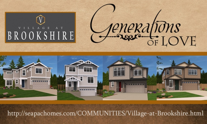 <h5>Home Builders - Generations of Love</h5>