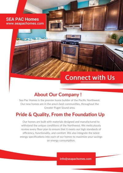 <h5>Home Builders - About Our Company</h5>