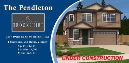 <h5>Home Builder - Brookshire Pendleton</h5>
