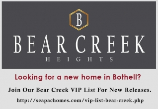 <h5>Home Builder - Bothell New Homes</h5>