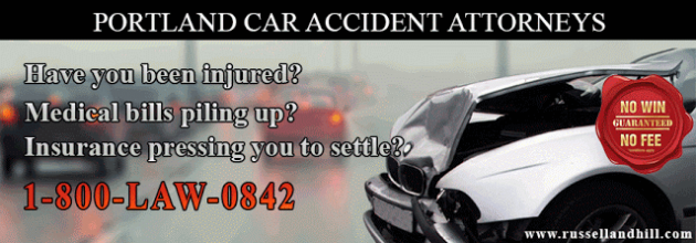 <h5>Law Firm - Portland Car Accidents</h5>