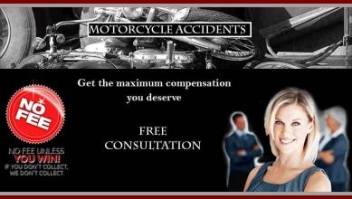 <h5>Law Firm - Motorcycle Accidents</h5>