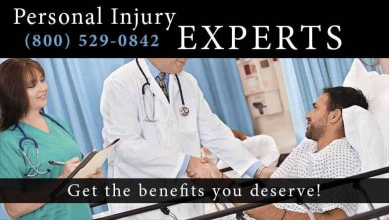 <h5>Law Firm - Personal Injury</h5>