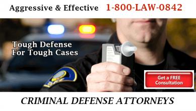 <h5>Law Firm - Criminal Defense</h5>