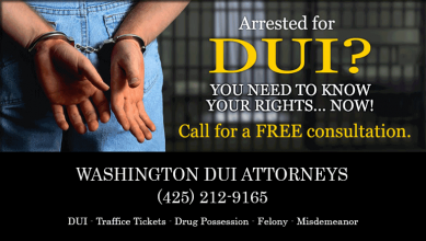 <h5>Law Firm - DUI Arrested</h5>