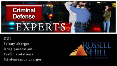 <h5>Law Firm - Criminal Experts</h5>